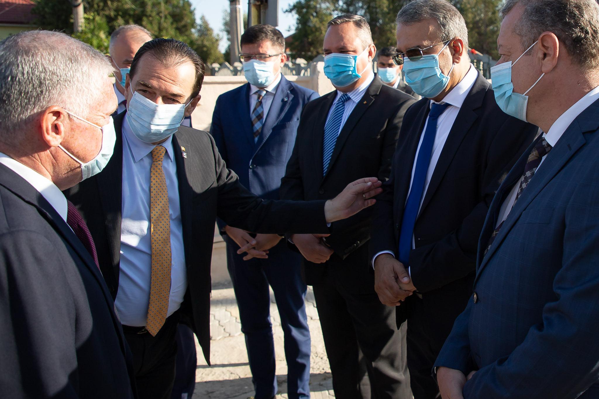 Ambasadorul SUA, Adrian Zuckerman, folosit de Ludovic Orban ca agent electoral pentru Vergil Chițac