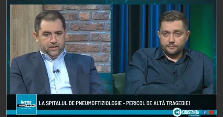 """Vicepreședintele CJC, Petre Enciu, aruncă bomba: """"La Spitalul Pneumo putem avea un incendiu în orice clipă"""""""