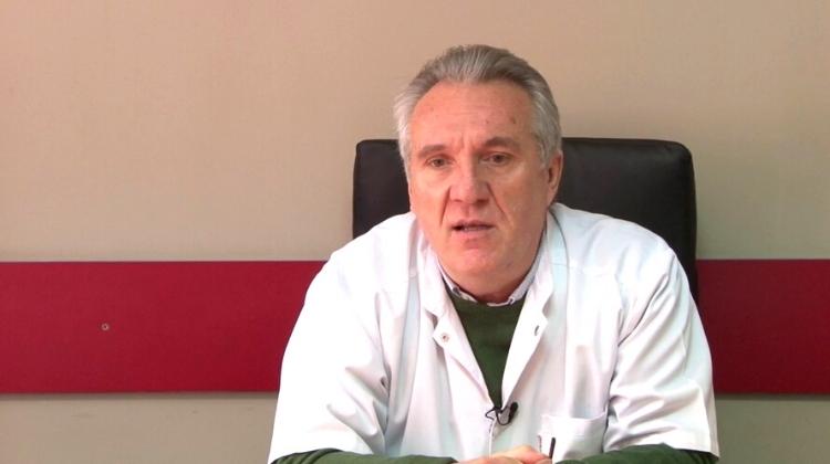Celebrul chirurg Octavian Unc internat în stare gravă la ATI din pricina Covid-19