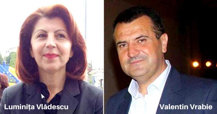Primarul liberal din Medgidia, Valentin Vrabie, a cedat nervos. A lovit-o pe Luminița Vlădescu și a înjurat o altă angajată