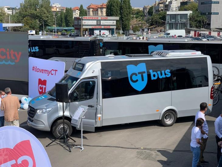 Mercedes - CT BUS Constanta