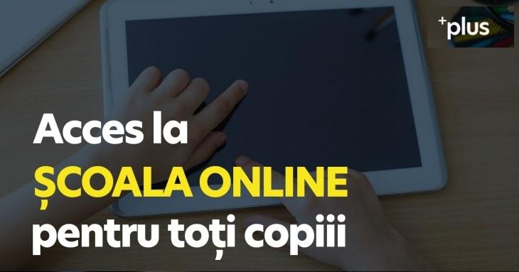 PLUS Constanța cere insistent ca educația să se mute online, în tot județul Constanța