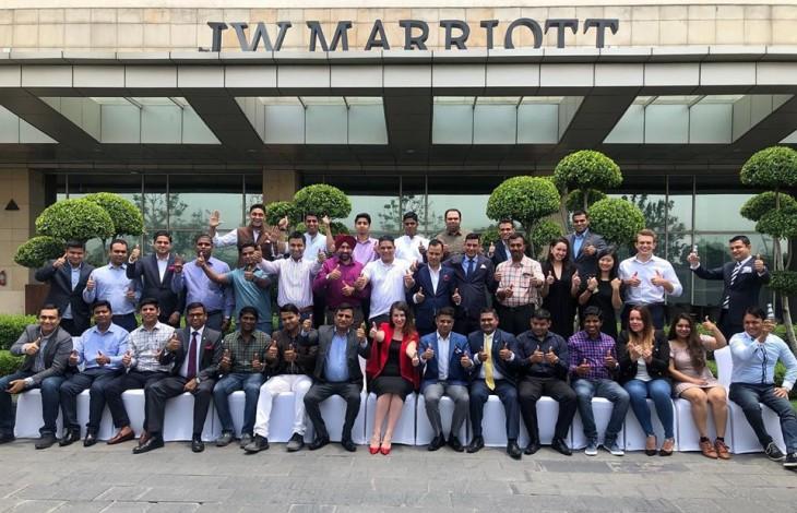 Raluca Epureanu - JW Marriott Hotel New Delhi Aerocity