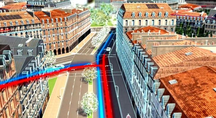 Cum se încălzesc marile orașe ale Europei. De exemplu Berlin, Hamburg și Viena