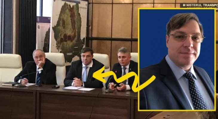 Secretarul de stat Hagiiani, bomba cu ceas de la Ministerul Transporturilor