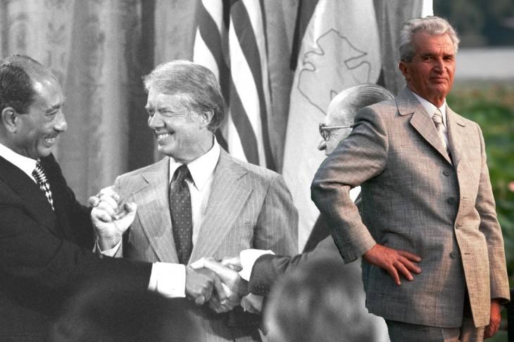 Acordul de pace de la Camp David
