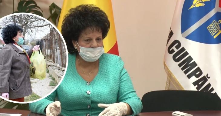 Așa cum NU trebuie purtată masca de protecție