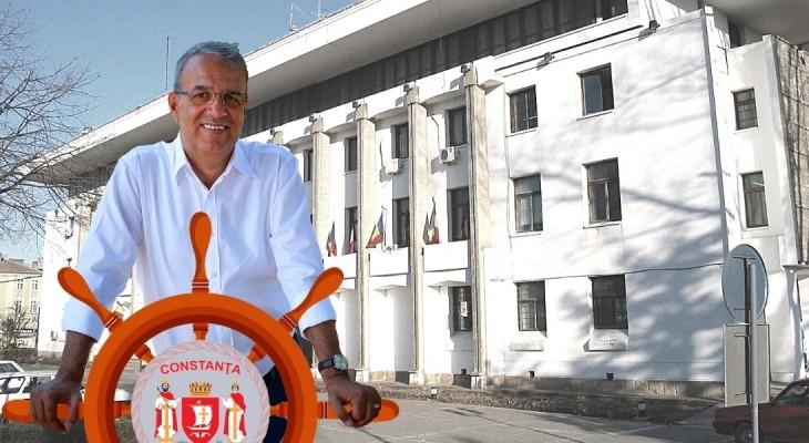 """Chițac înființează compartimentul """"Personal Navigant"""" în Primăria Constanța"""