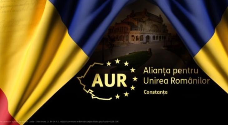 Reprezentanții AUR Constanța au marcat Ziua NATO