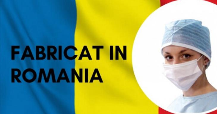 România turează motoarele economiei. Trecem la producția de MĂȘTI și BIOCIDE