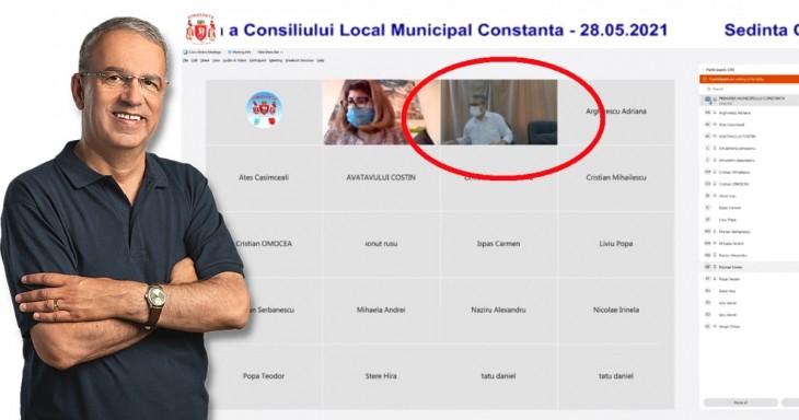 Consilierii locali ai USR refuză să participe la ședința Consiliului Local Constanța