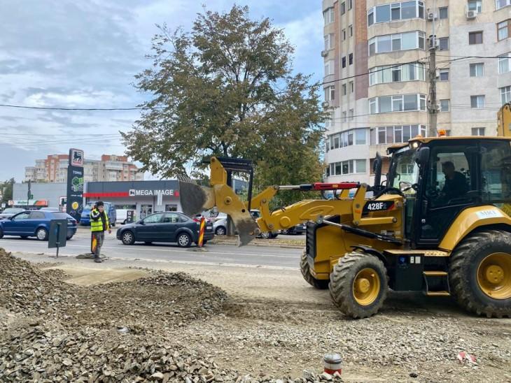 RAJA anunță o avarie majoră pe bulevardul Tomis. Mai multe zone din oraș au rămas fără apă