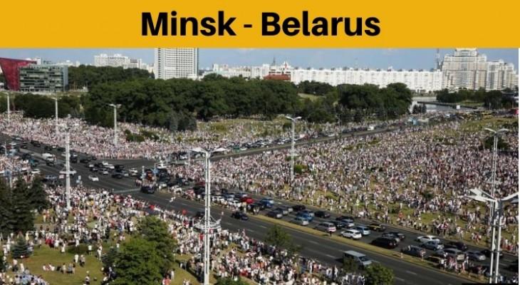 Putin amenință că intervine în Belarus pentru susținerea dictatorului Lukașenko
