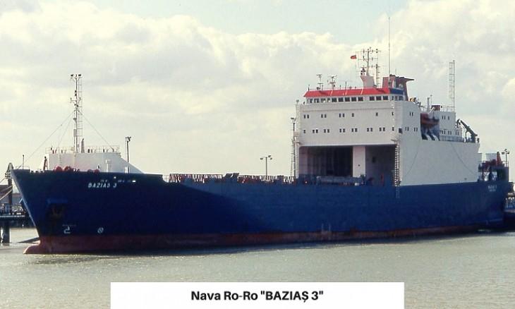 """Nava Ro-Ro """"BAZIAȘ 3″"""