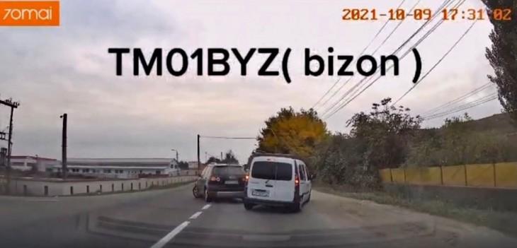 Inconștiență la volan pe șoselele din România