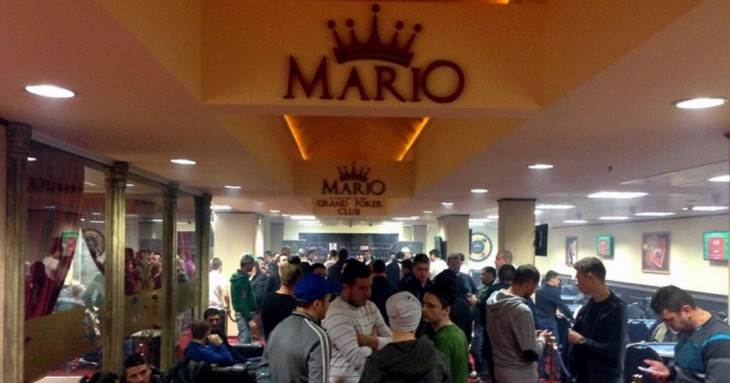 Mario Grand Poker - Constanta