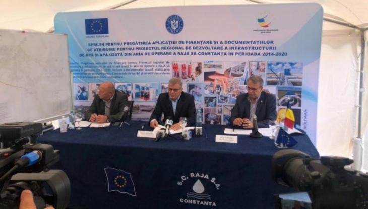 RAJA S.A. a devenit cel mai important investitor în județul Constanța cu proiecte de un miliard de euro