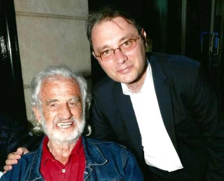 Ambasadorul României la Paris anunță decesul uriașului actor Jean-Paul Belmondo