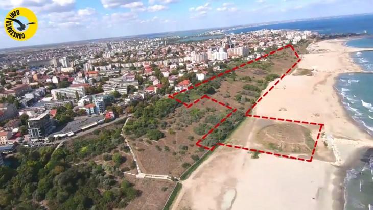Cine sunt șmecherii care vor să construiască pe plaja Modern? Lista, în exclusivitate!