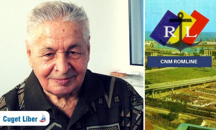 MIHAI ENACHE – Director General CNM ROMLINE 1990-1993