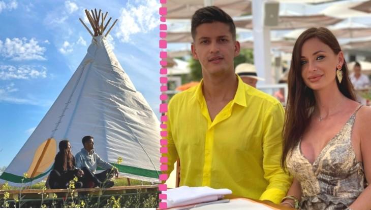 """Este oficial: Pe 10 iunie Mihnea Năstase își inaugurează campingul """"amerindian"""" de la Corbu"""