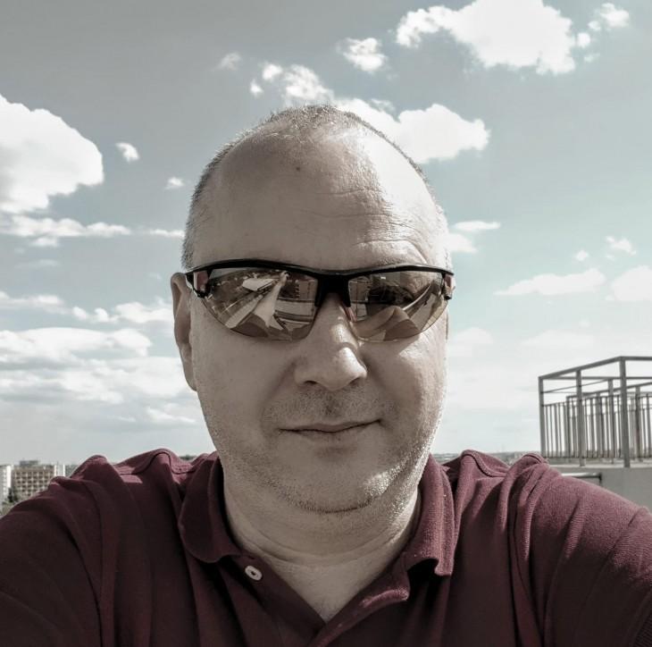 Bogdan Chircorian, proprietarul garajului