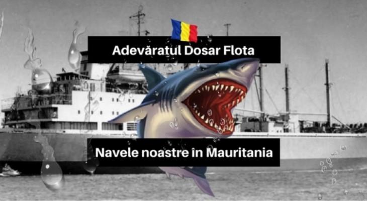 Navele flotei de pescuit oceanic atacate cu artilerie de trupele Polisario - Dosarul Flota Partea a II-a