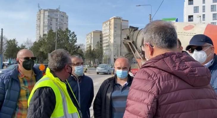 RAJA SA și autoritățile locale, împreună  pentru finalizarea lucrărilor derulate prin POIM într-un timp cât mai scurt