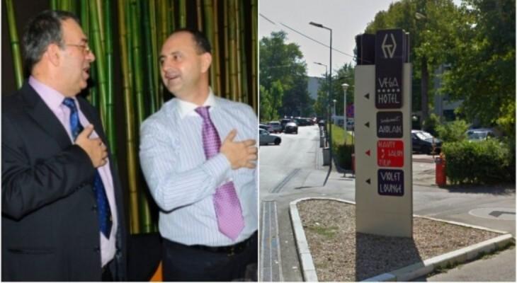 Fără un regulament de publicitate în vigoare și fără autorizație, hotelul lui Gabriel Comănescu amplasează reclame în Mamaia