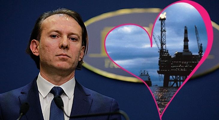 Guvernul Cîțu are o misiune clară: deblocarea exploatării gazelor din Marea Neagră!