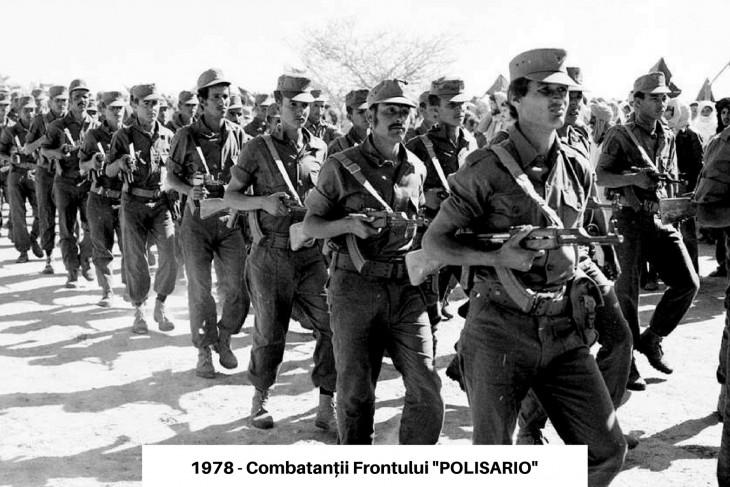 1978 – Combatanții Frontului POLISARIO