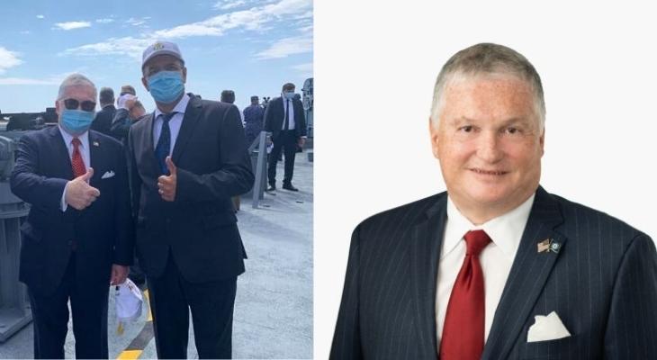 Ambasadorul Zuckerman, susținătorul lui Chițac și al exploatării gazelor din Marea Neagră, rechemat de la post