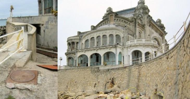 Istoria neștiută a Constanței: Cazemata Cazino B