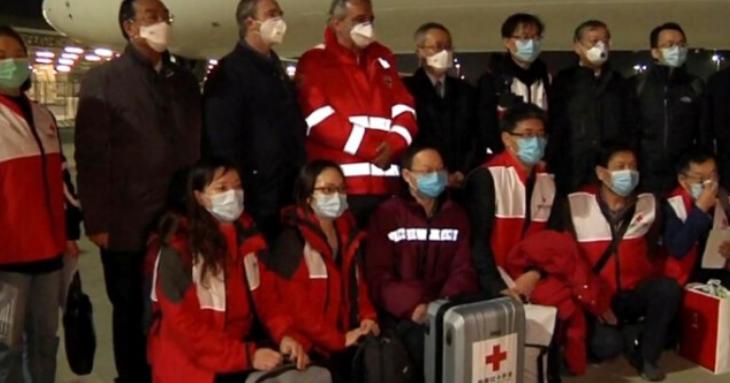 Experții chinezi lucrează deja în Italia pentru a stopa focarul de Coronavirus