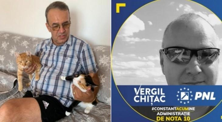 Pentru a putea candida la Primăria Constanța, Vergil Chițac s-a mutat fictiv într-un garaj de 38.000 de euro
