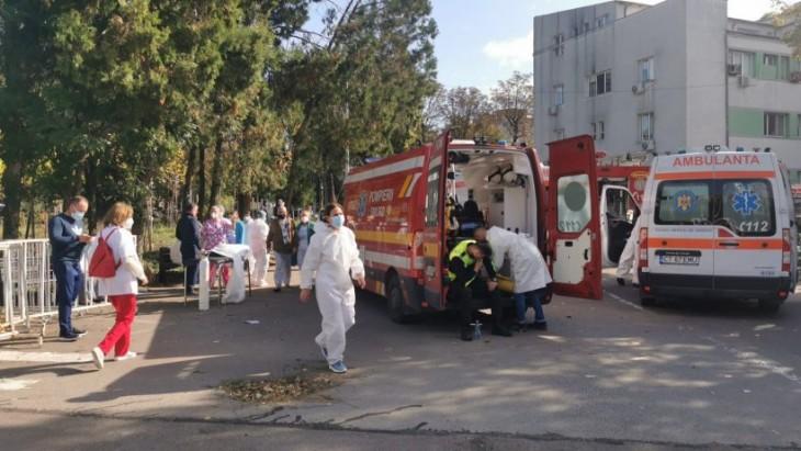 A 11-a victimă. Încă un bolnav salvat din incendiul de la Spitalul Constanța a murit