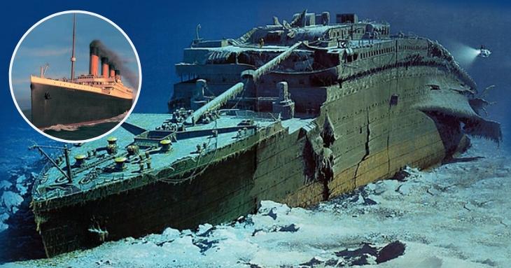 O companie privată a primit dreptul să scoată la suprafață bucăți din epava pachebotului RMS