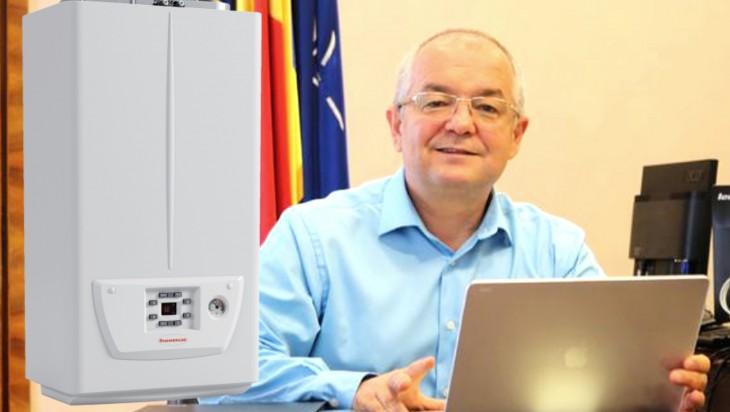 """Emil Boc: """"Am propus să nu mai fie aprobate centrale termice de apartament"""