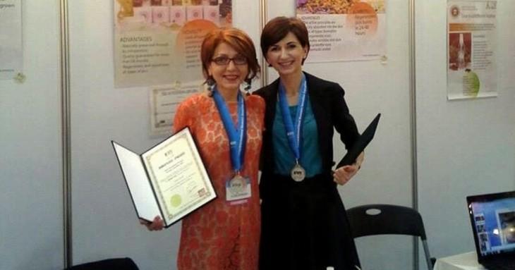 Coreea premiază cu argint o firmă din Constanța pentru tratamentele împotriva bolilor de piele