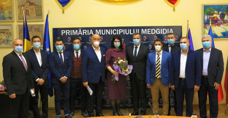 Consiliul Local Municipal Medgidia a aprobat 21 de proiecte de hotărâre  în ședința ordinară a lunii iunie