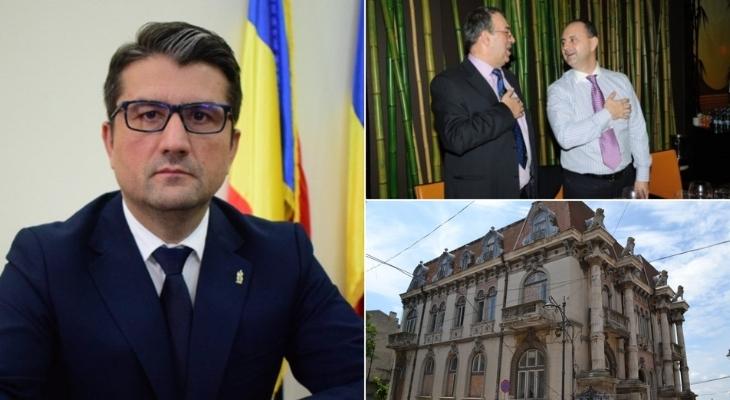 Un proiect inițiat de Făgădău îl obligă pe Vergil Chițac să-și taxeze sponsorul. Gabriel Comănescu, supraimpozitat de Primărie