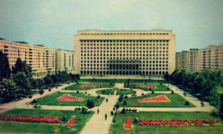 Ministerul Transporturilor - 1989
