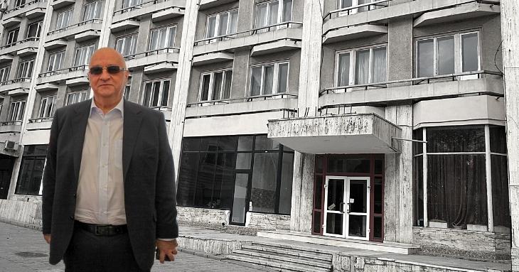 Înfricoşătoarele fantome care bântuie hotelul lui Stroe Felix din peninsulă