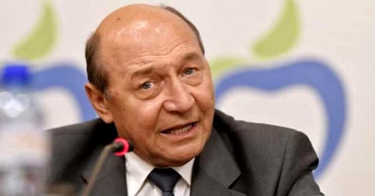 """Traian Băsescu, atac dur la PSD și PNL, pe tema autonomiei. """"Niște nulități politice"""""""
