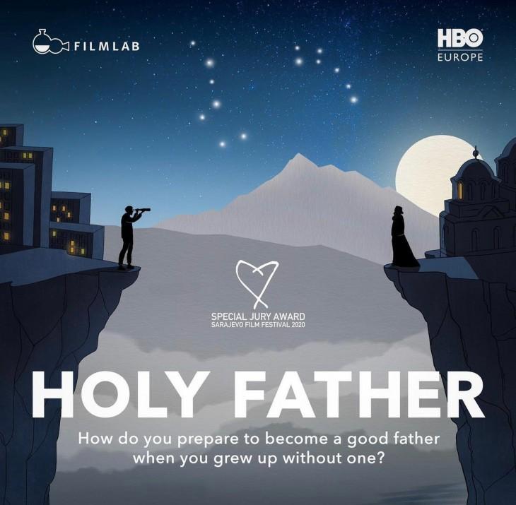 HOLY FATHER pe HBO GO: Cum te pregătești să devii un tată bun când ai crescut fără să ai un părinte?