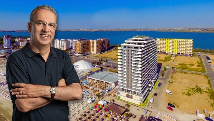 Primăria Constanța a autorizat un nou bloc cu 15 etaje în stațiunea Mamaia