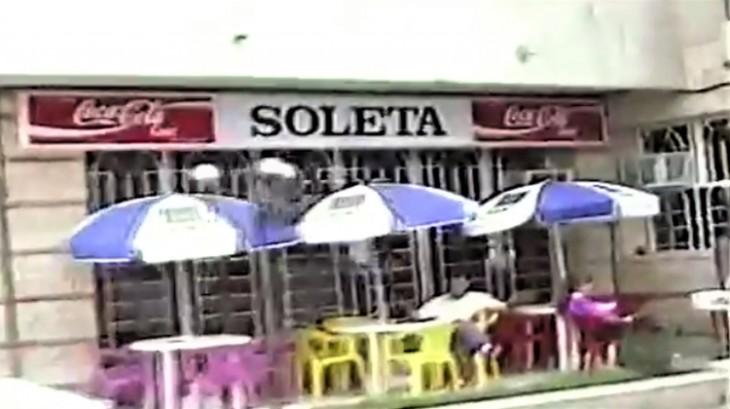 Restaurant SOLETA - 06.1994