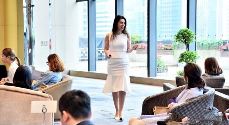 Interviu cu Raluca Epureanu, constănțeanca din conducerea Marriott International