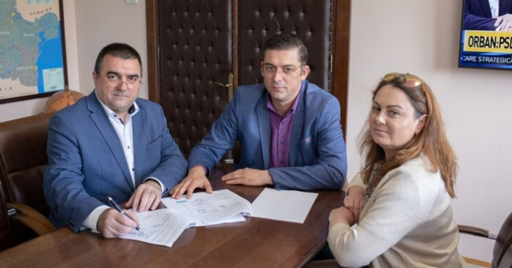 Consiliul Județean Constanța a semnat un nou contract de finanțare nerambursabilă