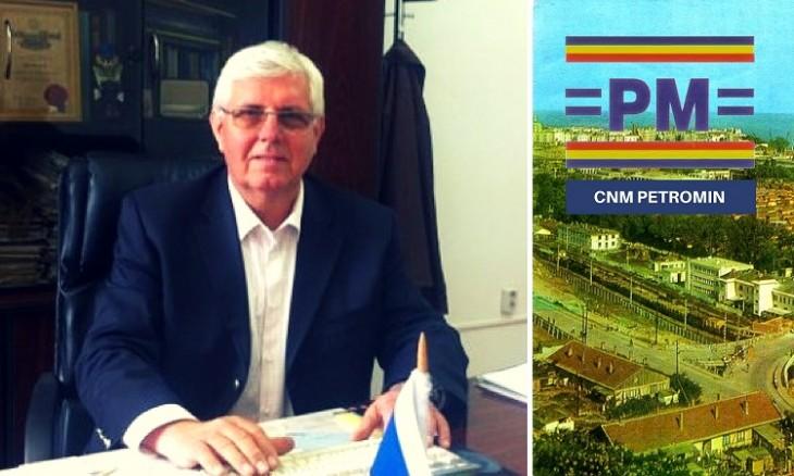 CALIN MARINESCU – Director General CNM PETROMIN 1990